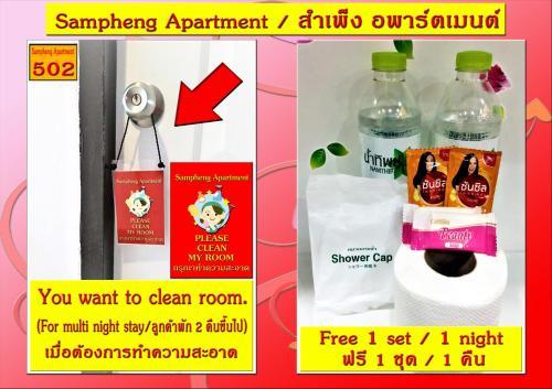 Sampheng Apartment photo 27