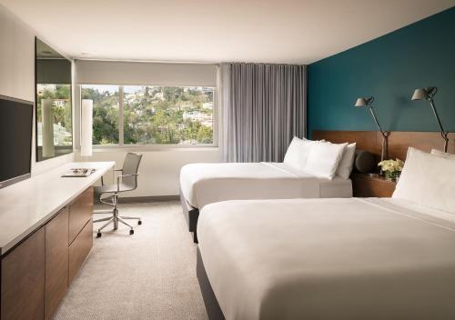 8401 Sunset Boulevard, West Hollywood, Los Angeles, CA 90069, United States.
