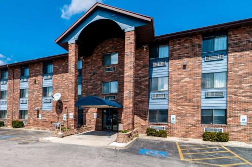 Motel 6-Naperville IL