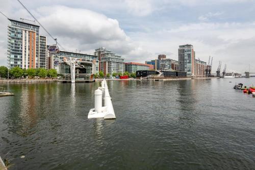 Royal Docks Penthouse