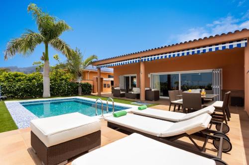 . Maravillosa Villa de Lujo con Piscina Privada