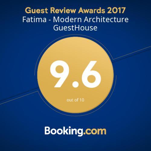 Fatima - Modern Architecture GuestHouse, Batalha