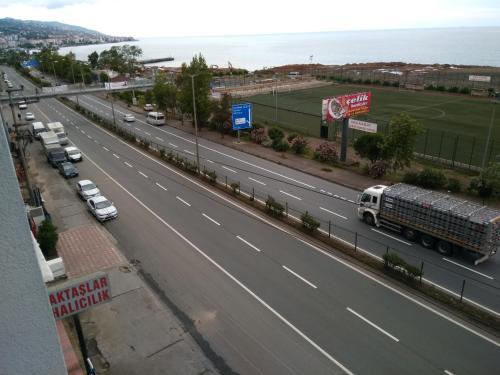 Trabzon Reyhan Apart harita