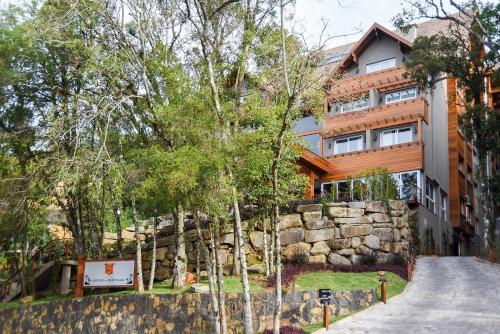 Foto de Hotel Refugio da Montanha