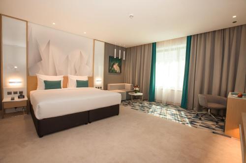 Flora Inn Hotel Dubai Airport - image 3