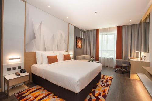 Flora Inn Hotel Dubai Airport - image 7
