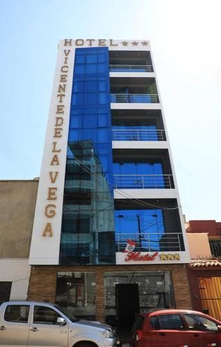 . Hotel Vicente de la Vega