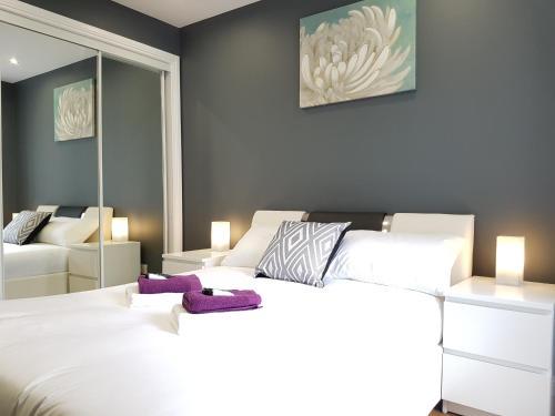 Glasgow's Modern & Stylish 3 Bedroom Aparment - Apartment - Glasgow