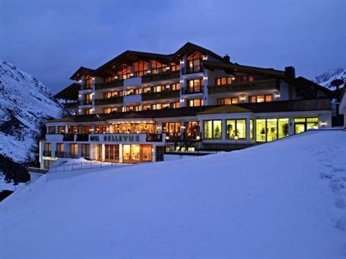 Hotel Bellevue Obergurgl