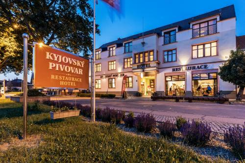 . Kyjovský pivovar - hotel, restaurace, pivní lázně