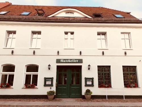 . Ratskeller Hotel Lindow