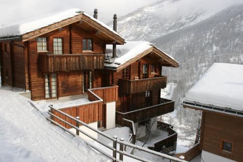 Mountain Village 11 - Chalet - Saas-Fee