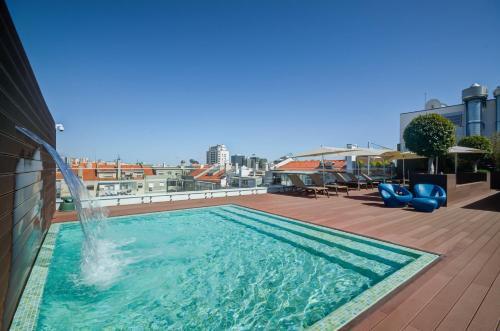 Jupiter Lisboa Hotel photo 40