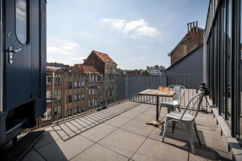 Avenue Georges Rodenbach 6, 1030 Brussels, Belgium.