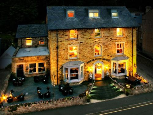 . Downcliffe House Boutique Hotel