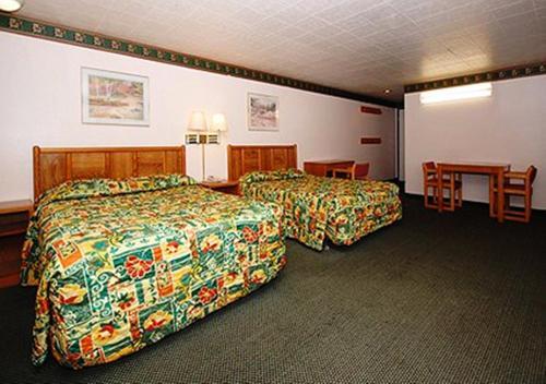 Rodeway Inn Wildwood salas fotos