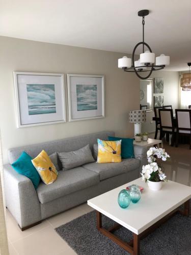 . Apartamento nuevo en Tecasa Dorado, calle 11, Gurabo, Santiago