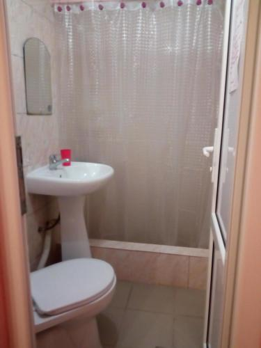 Cameră twin cu duş (Twin Room with Shower)