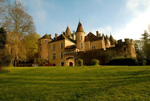 . Chateau de Burnand