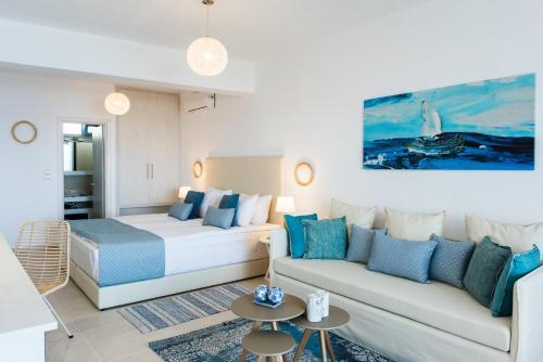 . Lefka Ori luxury suite
