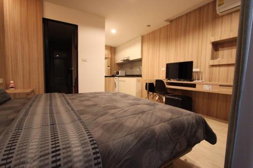 The Chezz condominium by Amarapon The Chezz condominium by Amarapon