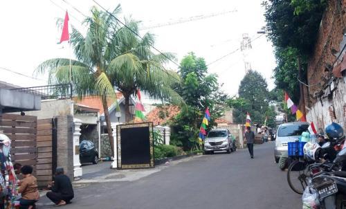 Bunga Kupu-kupu, Jakarta Selatan