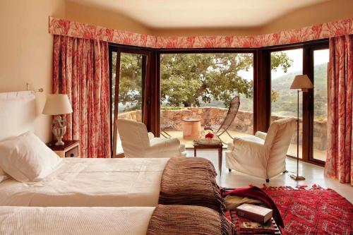 Habitación Doble Superior con terraza Hotel Nabia 16