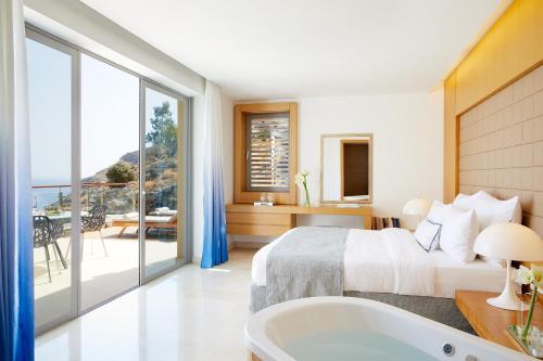 Vlycha beach, Líndos, 85107, Rhodes, Greece.