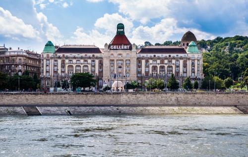 Danubius Hotel Gellért impression