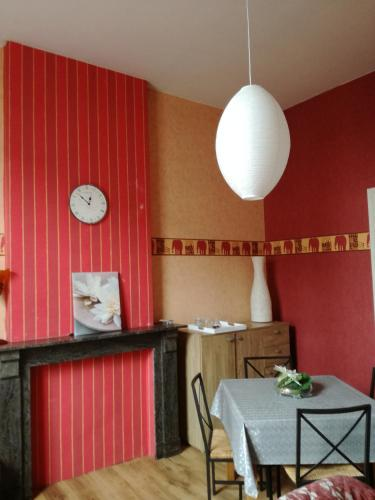Villa-Valentine, Pension in Namur