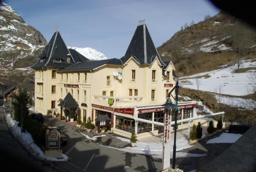 Le Marboré - Hotel - Gavarnie Gèdre