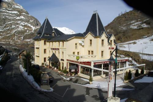 Accommodation in Gavarnie Gèdre