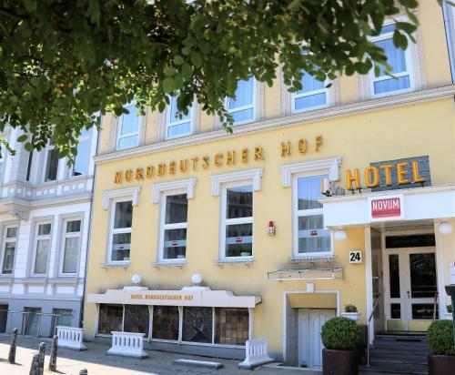 Novum Hotel Norddeutscher Hof Hamburg impression