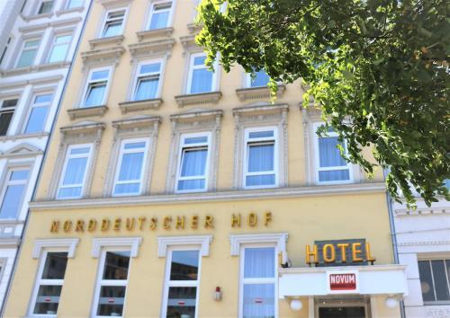 Novum Hotel Norddeutscher Hof Hamburg photo 22