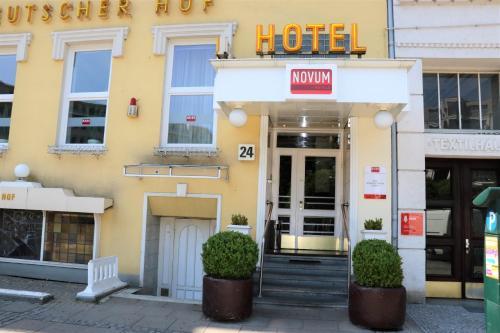 Novum Hotel Norddeutscher Hof Hamburg photo 48