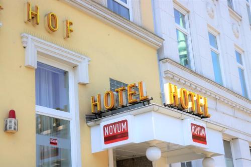 Novum Hotel Norddeutscher Hof Hamburg photo 49