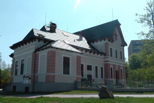 Penzion Vila Machů - Kopřivnice