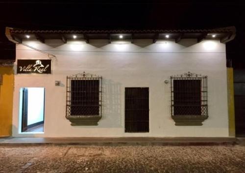 Hotel Villa Real Antigua