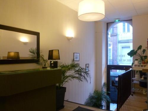 Hotel Beauséjour - Hôtel - Toulouse