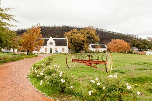 Basse Provence Country House, Franschhoek, Western Cape