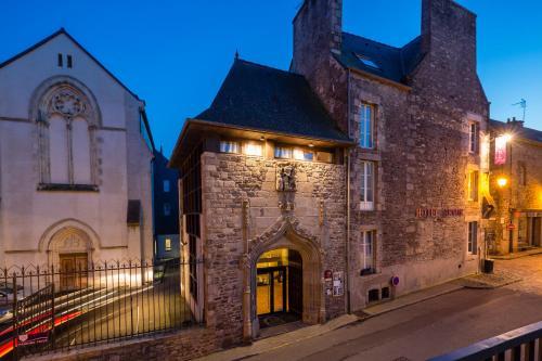 Hotel Arvor - O'Lodges by Arvor - Hôtel - Dinan