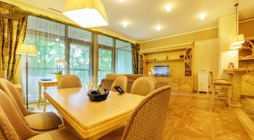 Grand Spa Lietuva Serviced Apartments Dzukija