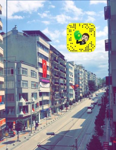 Bursa Derbas apartment directions