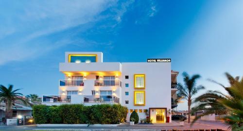 . Hotel Villamor