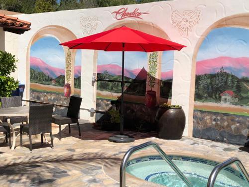 Chantico Inn - Ojai, CA CA 93023