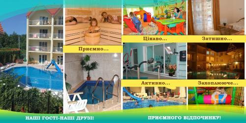 . Hotel Zatyshny