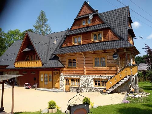 Accommodation in Dzianisz