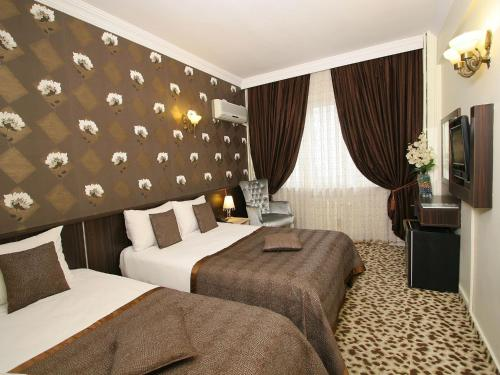 Istanbul Maya Hotel yol tarifi