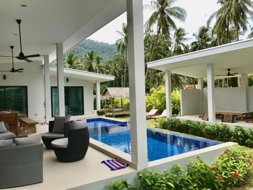Tea private pool villa Tea private pool villa