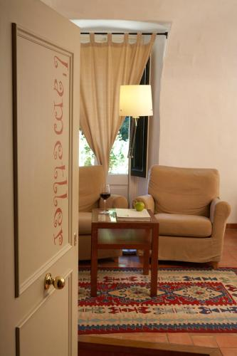 Habitación Doble Estándar Hotel la Plaça Madremanya 24
